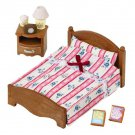 Doll: Sylvanian Families Semi-Double Bed [Japan Import]