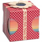 New Color Origami Paper, 1005 Sheets, 2 3/4 Inches Square  (Japan Import)