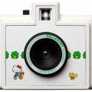 Superheadz Powershovel Hello Kitty Golden Half 35mm Film Camera
