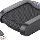 Plantronics - Calisto P420 USB Speakerphone - Black/Silver