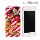 RUNA co - Disney Oh Mickey & Friends iPhone 5 Case (Mikey & Pluto)