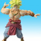 Dragonball Z BanDai Hybrid Action Mega Articulated 4 Inch Action Figure Broly