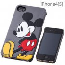 Ray Out - Disney Character 3D Relief Shell Jacket for iPhone 4S/4 (Mickey Mouse)