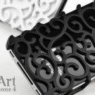 Ion-Factory Nouveau Art Case for Iphone 4/4s - Black