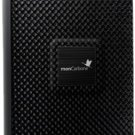 monCarbone MF001MY Magnet Force Carbon Fiber Case for iPhone 4/4S -Mystery Black
