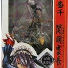 Ikki Tousen Kanu Gothic Version Limited Edition Comic Gum Figure Collection