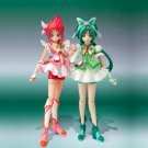 Bandai - SH Figurarts Cure Mint and Cure Rouge Limited PreCure Figures
