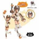 Nonami Busou Shinki Light Armor Squirrel Type MMS Pomokku Figure