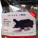 nanoblock collection Kagoshima black pig (japan import)