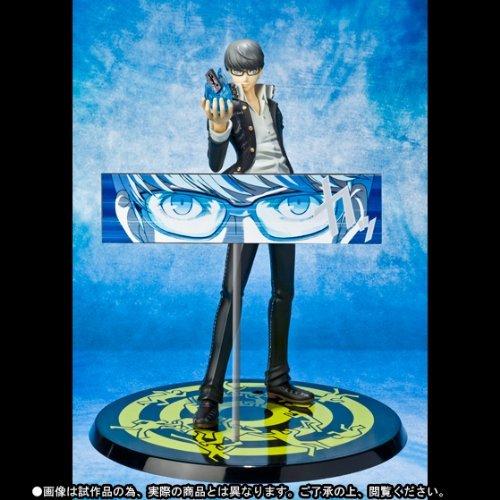 Figuarts ZERO : Persona 4 Narukami Yu Tamashi Web Limited