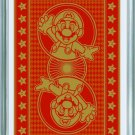Super Mario Bros Trump Playing Cards - Standard Ver Limited Edition