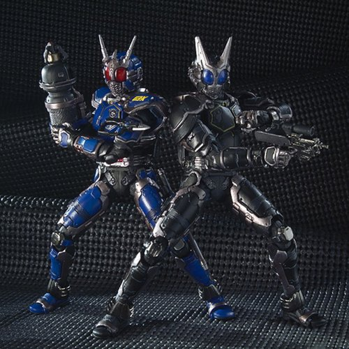 Bandai SIC Super Imaginative Chogokin Vol39 Kamen Masked Rider Agito G3 G4