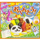 ON BOX 5 pieces bento Let's make (Candy Toys & Educational)