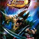 Capcom - Sony PSP - Monster Hunter Portable 3rd Best Version