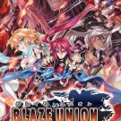 Sting - Sony PSP - Blaze Union Story to Reach the Future