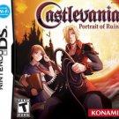 Game: Nintendo DS Castlevania Portrait of Ruin