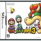 Nintendo DS - Mario & Luigi RPG 3