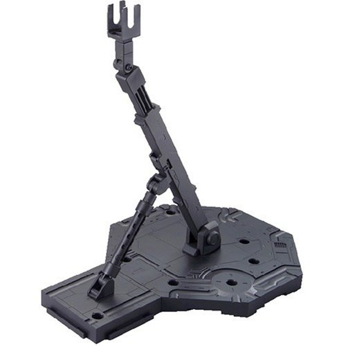 Gundam Action Base Black Display Stand
