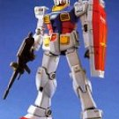 Gundam RX-78-2 Gundam Ver 1.5 MG 1/100 Scale