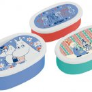 Skater MOOMIN (Moomin) sealed container 3P set SRS3S