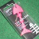 Daiya Golf Tee Holder Pink Fish