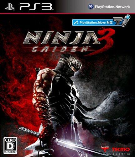Ninja Gaiden 3 PSP3 Game