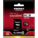 Kingmax MicroSDHC KM-MSD-8G