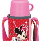 THERMOS vacuum insulation bottle 2WAY Disney Minnie 600ml Rose Red FFG-600WFDS