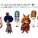 One Piece World Collectable Figures - Hana - All six species