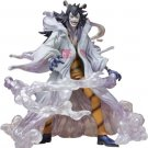 "Bandai Tamashii Nations Caesar Clown ""One Piece"" Figuarts Zero Toy Figure"