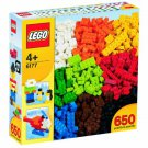 Lego: 4+ Basic Bricks XL 650 pcs