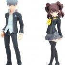 [Brand New] Phat! - Persona 4 pack statuettes PVC Yu Narukami & Rise Kujikawa 11 cm