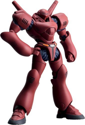Revoltech #41 Patlabor Brocken (Red) action figure