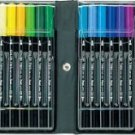 Pentel Twin Color 24 Colors Pen Set SCW-24