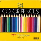 Tombow 24 Color Pencils CB-NQ 24C [Dragonfly]