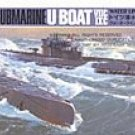 HASEGAWA 49901 1/700 Submarine U-Boat 7C/9C