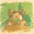 Puzzle: My Neighbor Totoro On Totoro's Head 208-piece