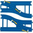 Plarail R-15 Double Tracked Wide Point Rail 270mm