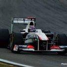 Fujimi Formula 1/20 Grand Prix Series No 45 Sauber C30 Brazil GP