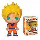 Funko POP! Anime: Dragonball Z Super Saiyan Goku Action Figure