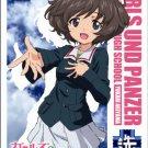 Ensky - Chara Sleeve Collection - Girls und Panzer [Yukari Akiyama] (No156)