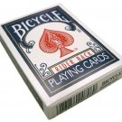 Bicycle Poker Size Standard Index Playing Cards Blue or Red