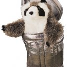 Folkmanis - Raccoon In Garbage Can Puppet