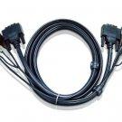 ATEN TECHNOLOGIES - 2L-7D02U - Video/USB- / Audio-Kabel - USB Typ A