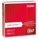 Imation - 16260 Super DLT Type I SDLT-110/220GB SDLT320-160/320GB Data Cartridge