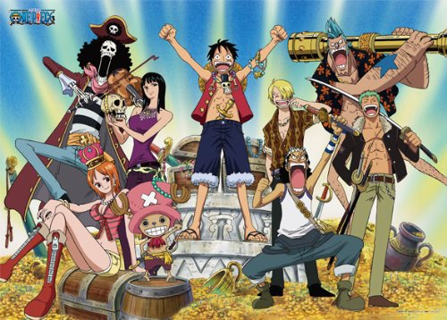 Puzzle: One Piece Finding treasure 300pc