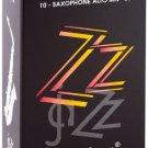 Vandoren ZZ Alto Saxophone Reeds 3 Box of 10