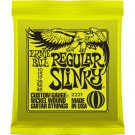 Guitar Strings: Ernie Ball Regular Slinky String Set