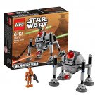Lego star wars : microfighters homing spider droid series 2 (75077)