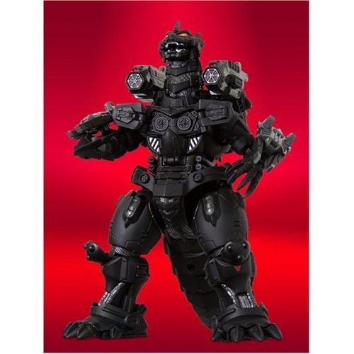 Godzilla Bandai Deluxe DieCast Action Figure Limited Edition GD-57B Mecha Godzilla